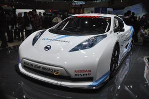 Nissanevsports